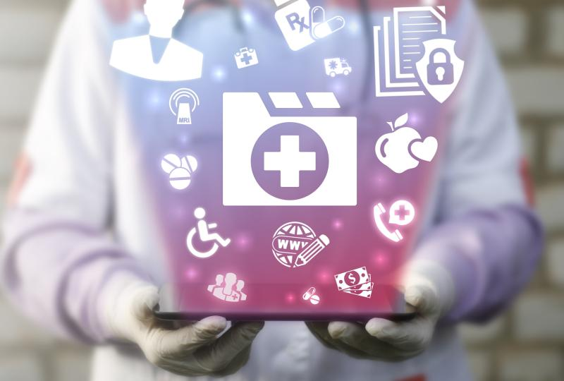 Disrupting the inefficient healthcare industry: Why are other industries intervening?