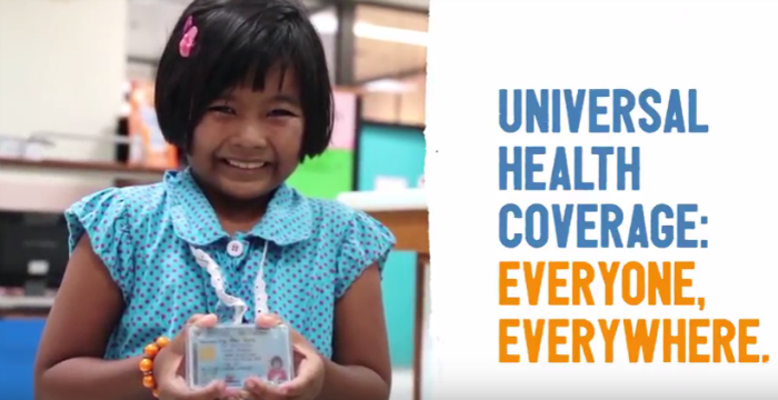 World Health Day 2018: Achieving Universal Health Coverage