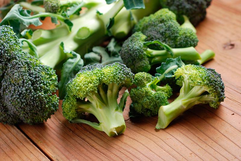 Chopping, drying broccoli brings out beneficial properties - study