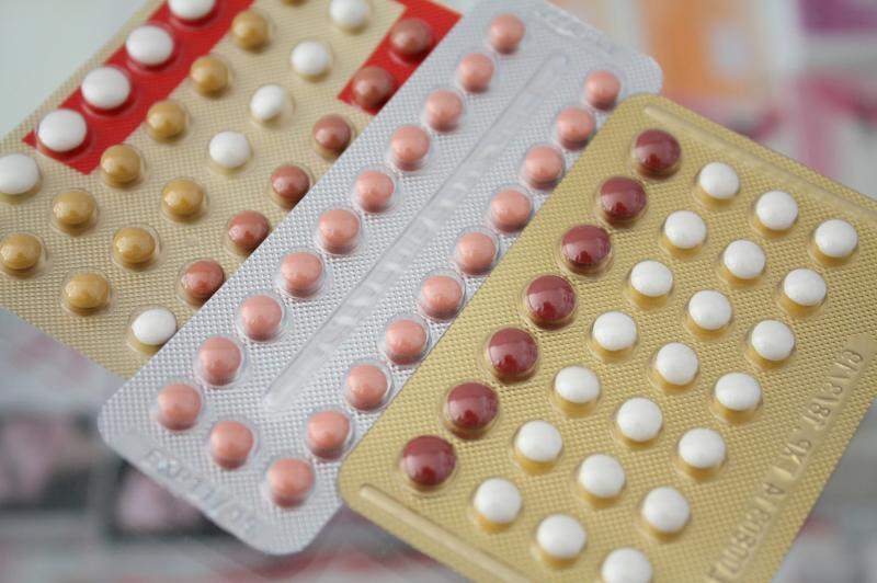 Cyclical oral contraceptives are recommended as long-term measures to relieve the pain of dysmenorrhoea.