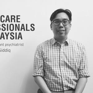 #HCPsofMY: Featuring Consultant Psychiatrist Dr Amer Siddiq