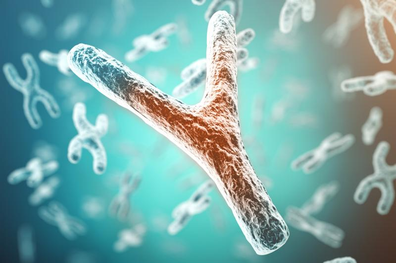 How is the loss of masculine chromosomes impacting men's health, mortality and future