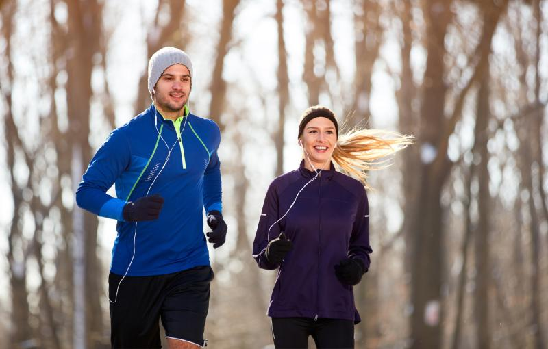 Study: Smile for better athletic performance