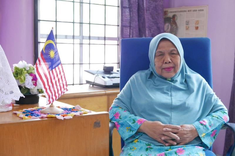 Matron Fadzilah took it upon herself to nurture, teach and discipline the residents of Rumah Solehah with tough love. She had to be strict and their behaviour needed to be rectified.
